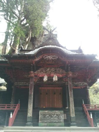 榛名山神社本殿06