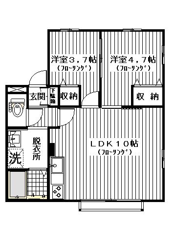 新吉田ハイツ 102