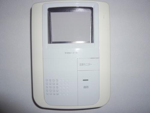 綱島SS201 TVモニター付インターホン