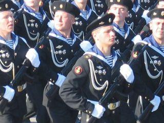 ロシア海軍歩兵(参考)