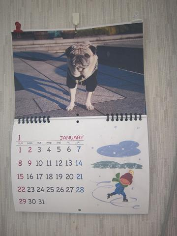 2012年チッチカレンダー