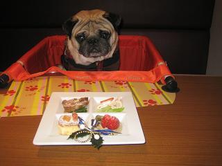 ホントに食べていいの?かあたん?