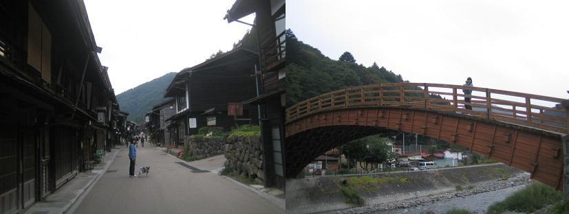 奈良井宿点景