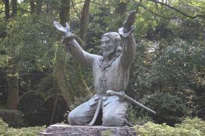 「出雲大社参拝」2009.10.28.、2