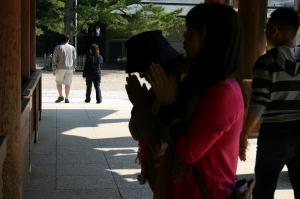 「出雲大社参拝」2009.10.28.、10