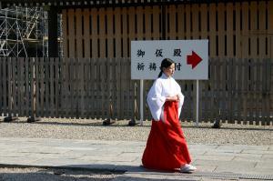 「出雲大社参拝」2009.10.28.、9