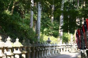 「出雲・松江旅行」2009.10.28.、「一畑薬師」、1、