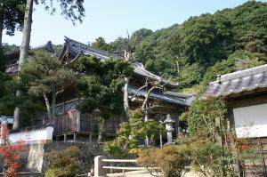 「出雲・松江旅行」2009.10.28.、「一畑薬師」、3