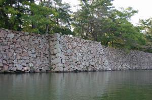 「出雲・松江旅行」2009.10.28.、「松江城、お堀遊覧」3、