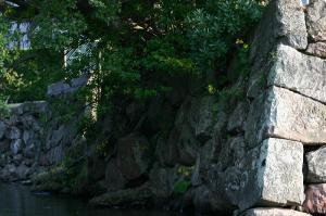 「出雲・松江旅行」2009.10.28.、「松江城、お堀遊覧」22、