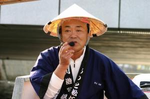 「出雲・松江旅行」2009.10.28.、「松江城、お堀遊覧」25、