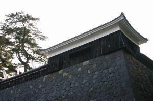 「出雲・松江旅行」2009.10.28.、「松江城」2、
