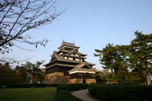 「出雲・松江旅行」2009.10.28.、「松江城」4、