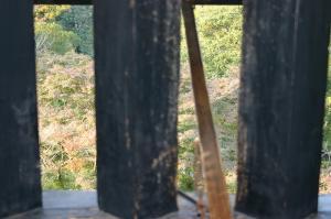 「出雲・松江旅行」2009.10.28.、「松江城」7、