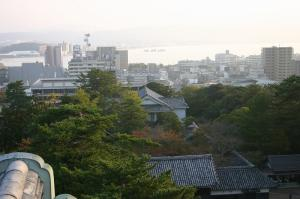 「出雲・松江旅行」2009.10.28.、「松江城」8、