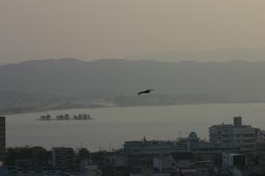 「出雲・松江旅行」2009.10.28.、「松江城」10、