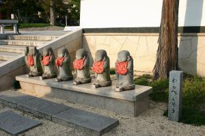 「倉敷帯江、不洗観音寺・帯江観音寺」、2009.10.29.、2