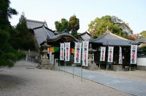 「倉敷帯江、不洗観音寺・帯江観音寺」、2009.10.29.、3