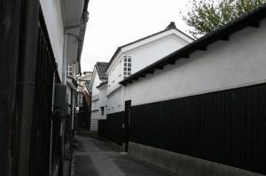 「倉敷美観地区、夕景散策」、2009.10.29.、6