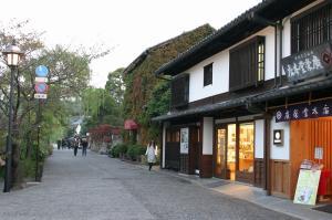 「倉敷美観地区、夕景散策」、2009.10.29.、5