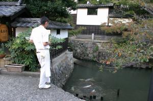 「倉敷美観地区、夕景散策」、2009.10.29.、4