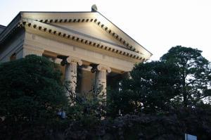 「倉敷美観地区、夕景散策」、2009.10.29.、10