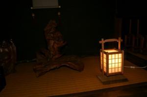 2010.1.24.豊田さん作「行灯」、3