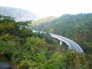 「出雲・松江旅行」2009.10.28.、2、「おろちループ」、