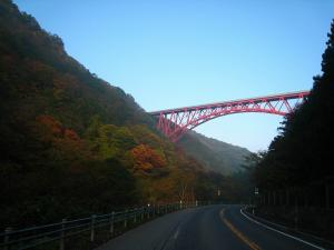 「出雲・松江旅行」2009.10.28.、4、「おろちループ」、