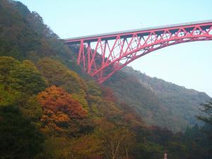 「出雲・松江旅行」2009.10.28.、5、「おろちループ」、