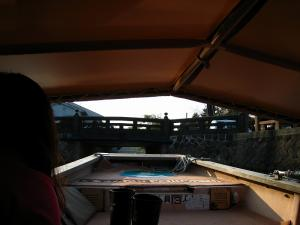 「出雲・松江旅行」2009.10.28.、「松江城、お堀遊覧」34、
