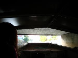 「出雲・松江旅行」2009.10.28.、「松江城、お堀遊覧」37、