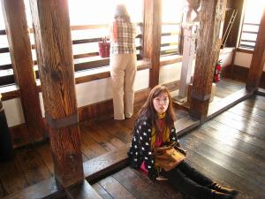 「出雲・松江旅行」2009.10.28.、「松江城、お堀遊覧」31、
