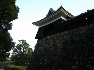 「出雲・松江旅行」2009.10.28.、「松江城」1、