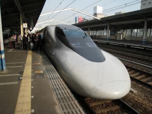 JR西日本・「ひかり・レールスター」、1