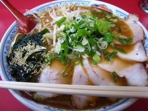 竜舟『味噌チャーシューラーメン』、福山市神辺町、1