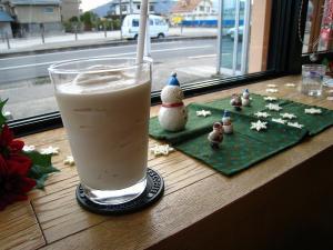 「モス・バーガー」・「モスシェイク・コーヒー」、2