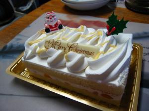 中国バス、「2009.クリスマスケーキ」、4