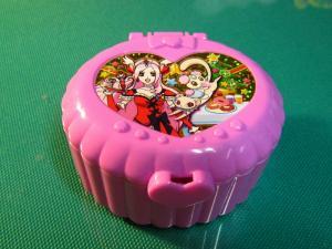 2009.「ファミリーマートのクリスマスケーキ」、5、「プリキュア」、