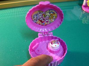 2009.「ファミリーマートのクリスマスケーキ」、7、「プリキュア」、