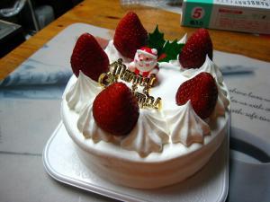 ヤマザキ「クリスマスケーキ、スペシャル」、1