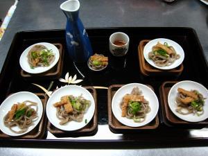 2009.12.31.、年越し蕎麦・神仏用、1