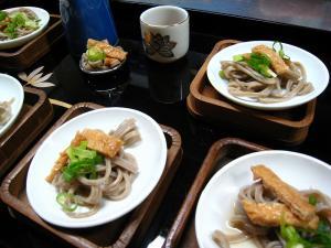 2009.12.31.、年越し蕎麦・神仏用、2