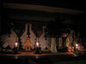 2009.12.31.、年越し・大晦日、神棚、