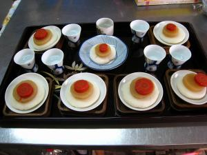 2010.1.1.、お雑煮・神仏用、1