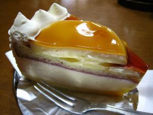パティスリー・ニキの「プリンケーキ」、2