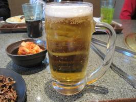 オイラノトモダチ♪生ビール