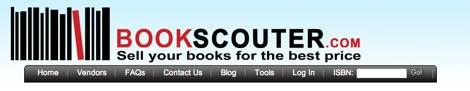 BookScouter.com ロゴ
