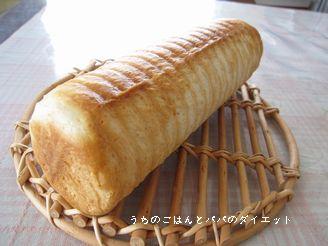 ラウンド型パン
