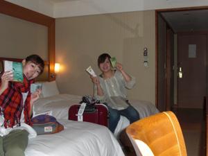 パシフィックホテル